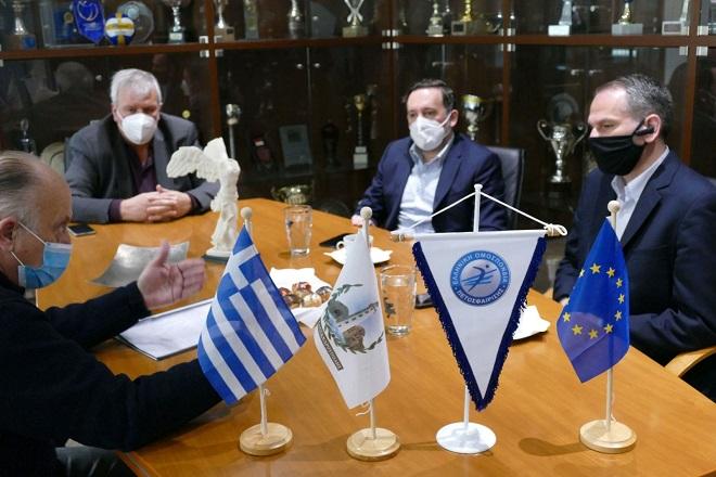 Τα οφέλη του μνημονίου συνεργασίας ΕΟΠΕ-Δήμου Αλεξανδρούπολης