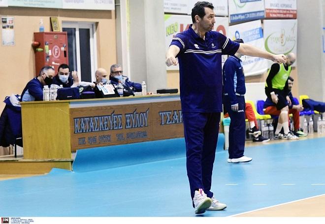 Ανδρεόπουλος: «Είμαστε ικανοποιημένοι με όρεξη και διάθεση»