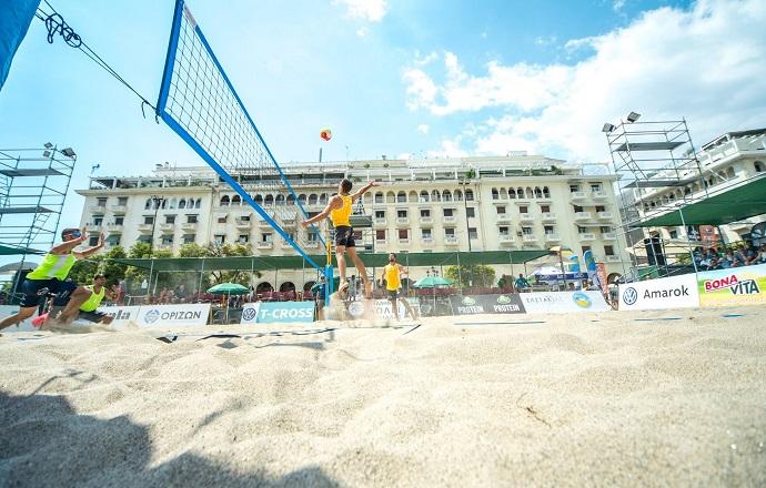 Εκδήλωση ενδιαφέροντος για διοργανώσεις beach volley 2021