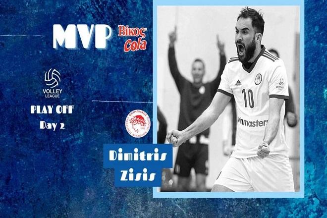 MVP ο Ζήσης στο ντέρμπι «αιωνίων»