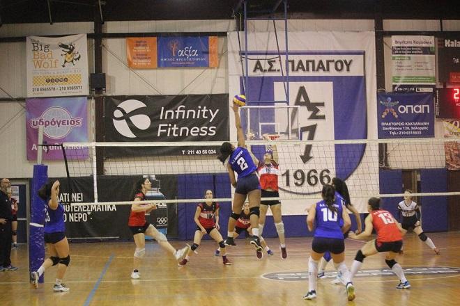 Στην ομάδα της Φρεαττύδας το… Πορφυρό Ρόδο της Volleyleague