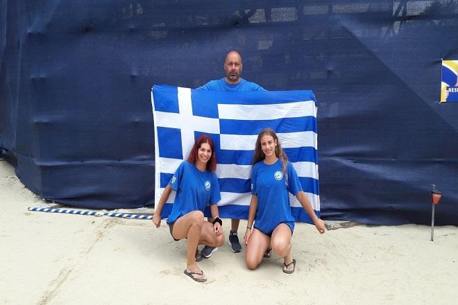 Στο Ευρωπαϊκό πρωτάθλημα μπιτς βόλεϊ Κ20 σε αγόρια και κορίτσια η Ελλάδα