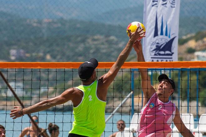 Προετοιμασία… τίτλου στην άμμο για 3 άσους της Volley League