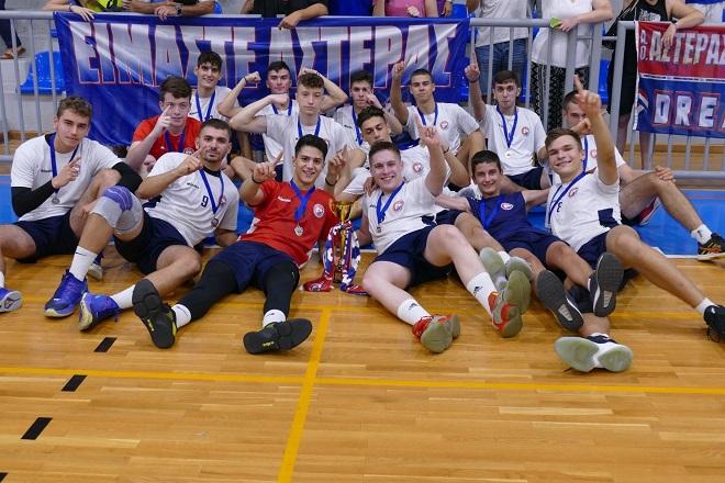 Πανελλήνιο αγοριών Κ18: Πρωταθλητής Ελλάδας ο Αστέρας Νίκαιας
