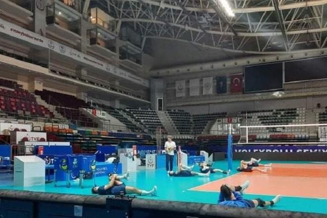 Βαλκανικό Κύπελλο: Χωρίς τρεις ξένους προπονήθηκε στην Άγκυρα ο ΑΟΠ Κηφισιάς