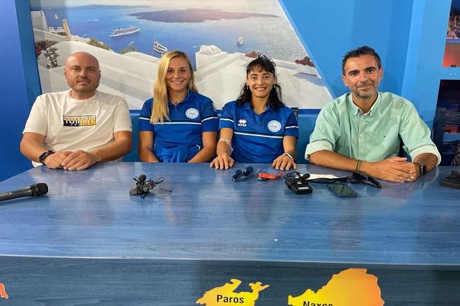 Με 4η ξένη ο Α.Ο. Θήρας στο διεθνές τουρνουά-θεσμό «Νομίκεια 2021»