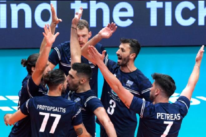 «Ζωντανή» η Εθνική, «στρίμωξε» τους πρωταθλητές Ευρώπης