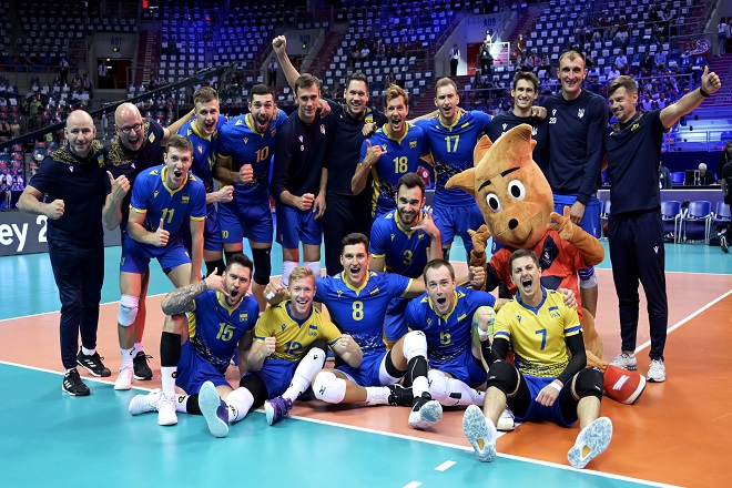 Νίκη-πρόκρισης για Ουκρανία