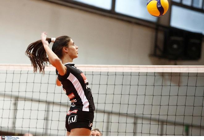MVP Πολυνοπούλου: «Χάρη στην Ηλιοπούλου πήρα το βραβείο»