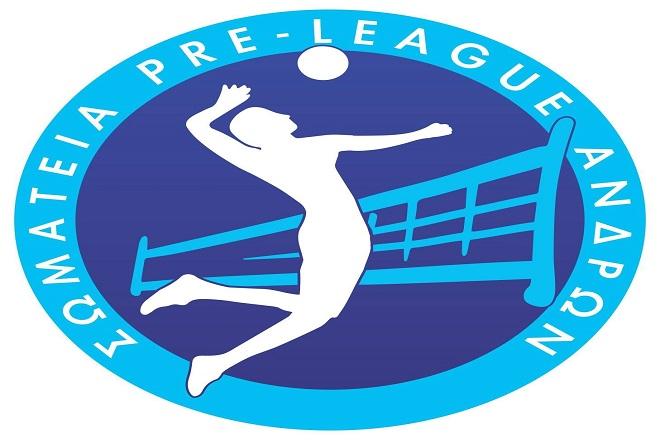 Η Preleague που δεν ζηλεύει την Volleyleague