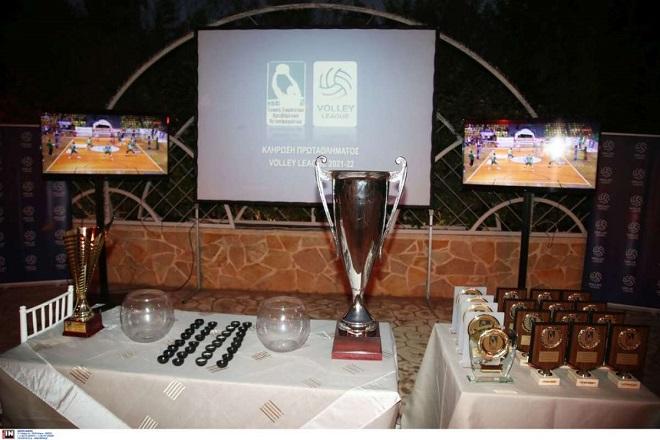 Σερβίς στη Volleyleague από την Ερμούπολη